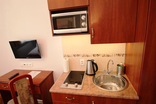 Ventus Rosa Apartments - фото 16