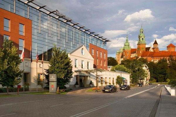 Sheraton Grand Krakow - фото 22