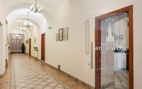 Hotel Wit Stwosz - фото 16