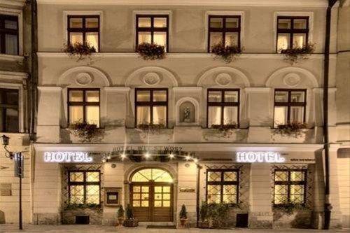 Hotel Wit Stwosz - фото 22
