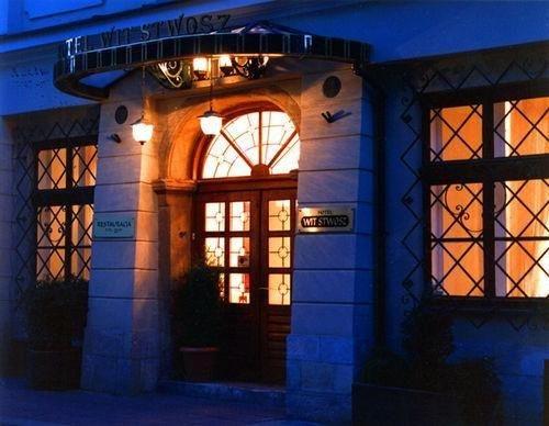 Hotel Wit Stwosz - фото 23
