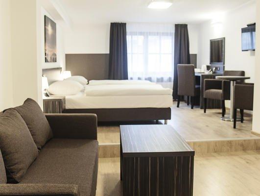 Pergamin Apartments - фото 6