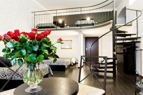 Pergamin Apartments - фото 8