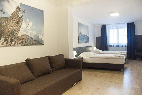 Pergamin Apartments - фото 9