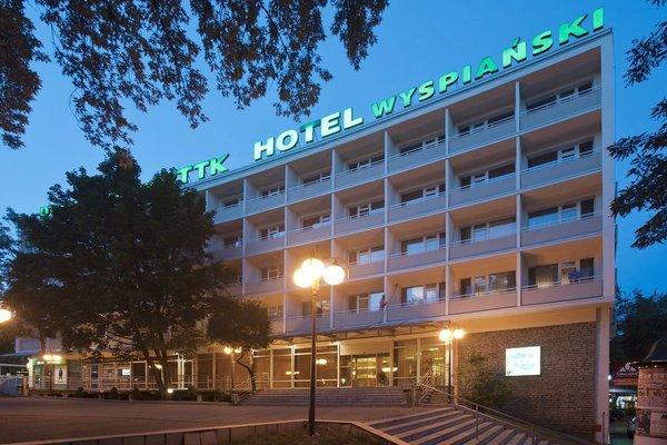 Hotel Wyspianski - фото 22