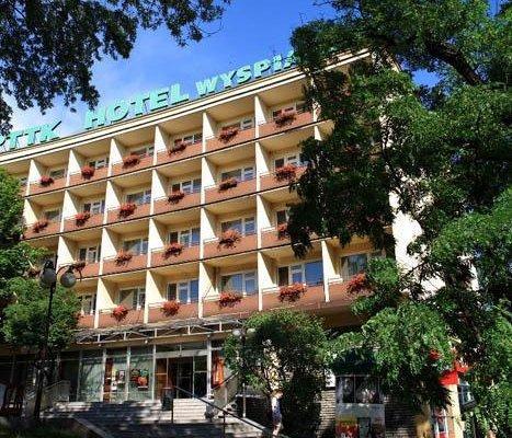 Hotel Wyspianski - фото 23