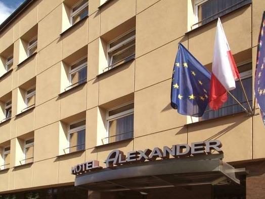 Hotel Alexander - фото 22