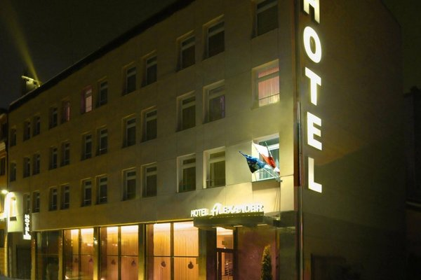 Hotel Alexander - фото 23