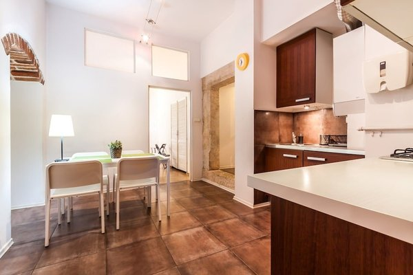The Secret Garden Apartment Jozefa - фото 4