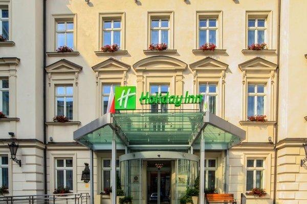 Holiday Inn Krakow City Centre - фото 20