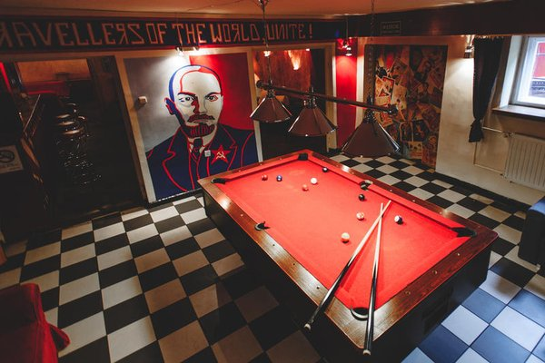Good Bye Lenin Hostel - фото 16