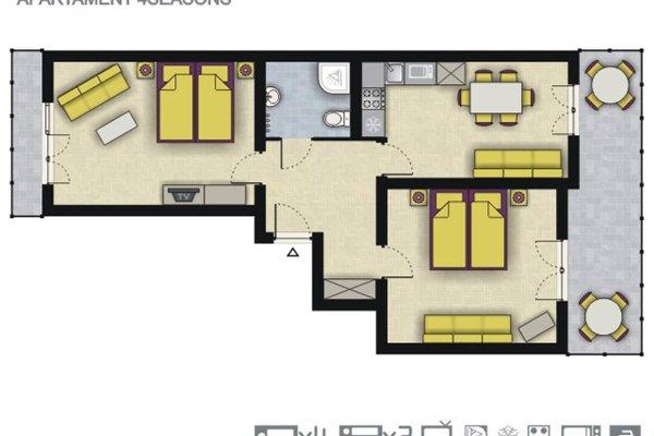 4Seasons Apartments Cracow - фото 20