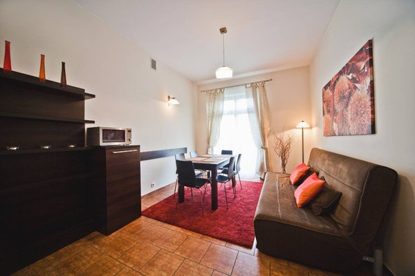 4Seasons Apartments Cracow - фото 9