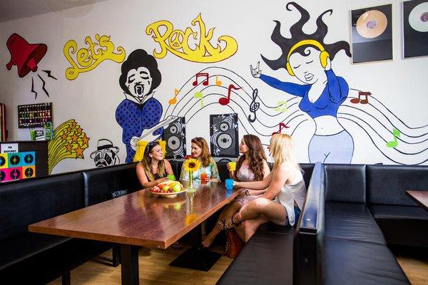 Let's Rock Hostel - фото 5