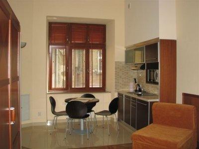 Red Brick Apartments - фото 11