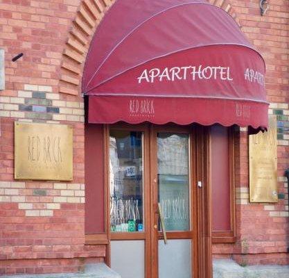 Red Brick Apartments - фото 17