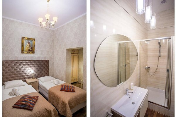 Boutique Aparthotel Oberza Sasiadow - фото 4
