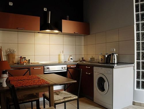 Red Kurka Apartments - фото 10