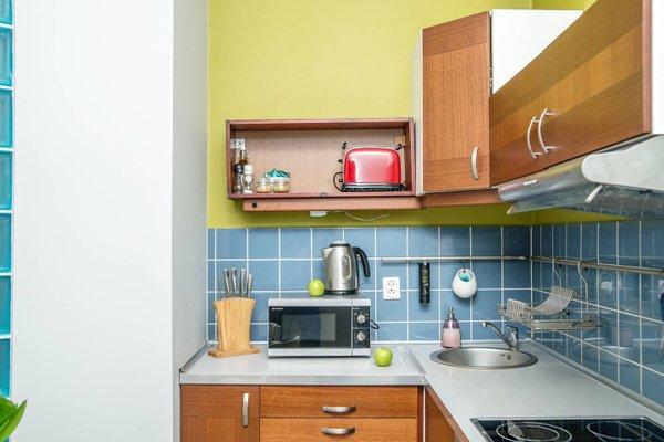 Red Kurka Apartments - фото 12