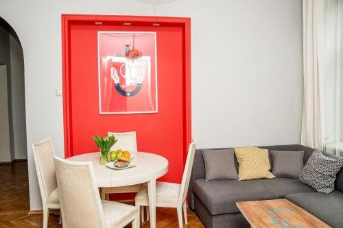 Red Kurka Apartments - фото 7