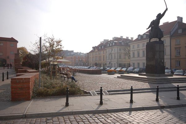 Rycerska Apartment Old Town - фото 18