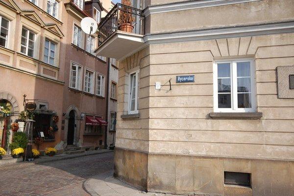 Rycerska Apartment Old Town - фото 20