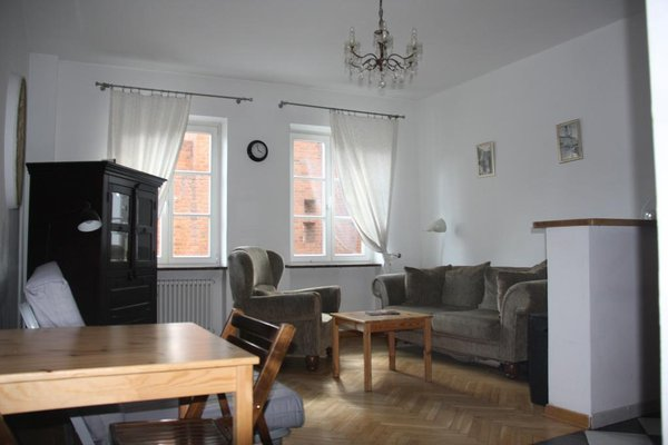 Rycerska Apartment Old Town - фото 7