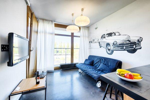Warsaw Design Apartments - фото 6