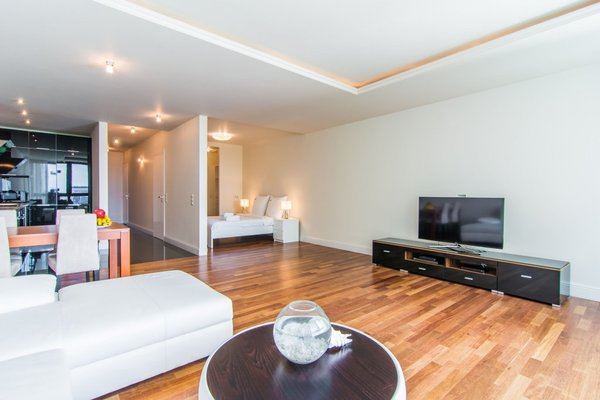 Exclusive Apartments - Atelier Residence - фото 10
