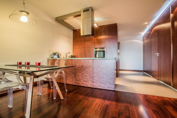 Exclusive Apartments - Atelier Residence - фото 8