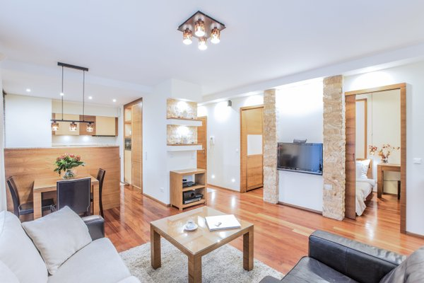 Exclusive Apartments - Atelier Residence - фото 9