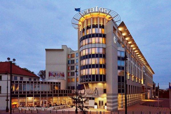 Sheraton Warsaw Hotel - фото 32