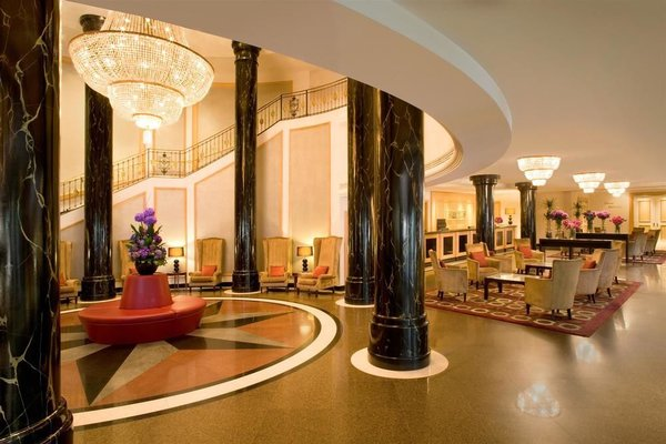 Sheraton Warsaw Hotel - фото 14