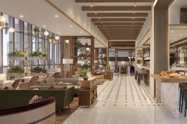 Sheraton Warsaw Hotel - фото 15