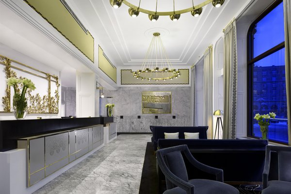 Hotel Bristol, A Luxury Collection Hotel, Warsaw - фото 11