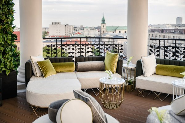 Hotel Bristol, A Luxury Collection Hotel, Warsaw - фото 14