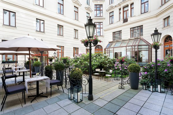 Hotel Bristol, A Luxury Collection Hotel, Warsaw - фото 23
