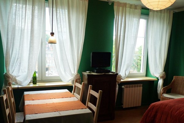 Design City Old Town- Brzozowa Apartment - фото 46