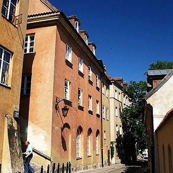 Design City Old Town- Brzozowa Apartment - фото 16
