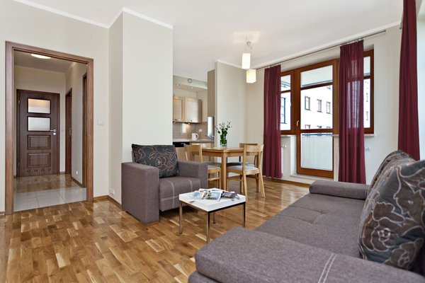 Apartamenty TWW Mokotow - фото 17