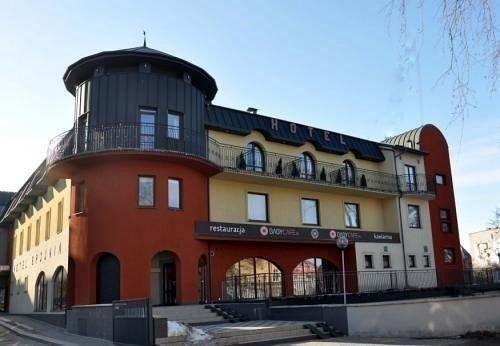 Гостиница «Spojnia», Oliwa