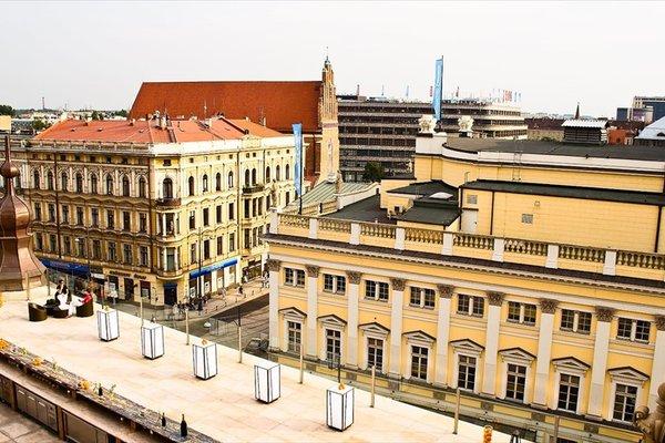 Hotel Monopol Wroclaw - фото 22