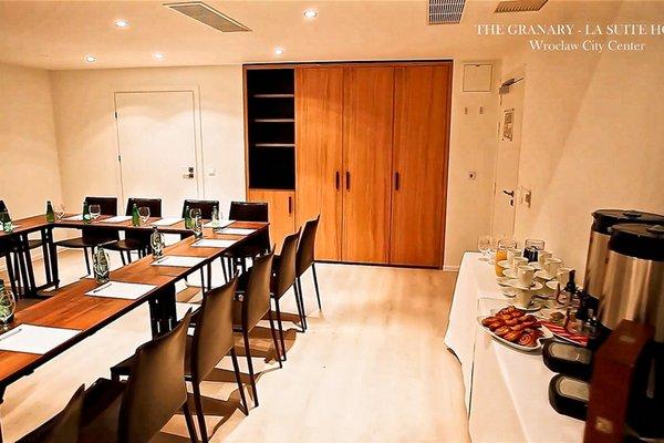 The Granary - La Suite Hotel - фото 12