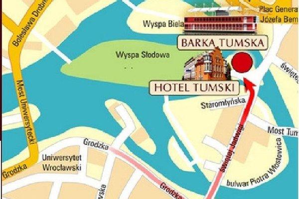 Hotel Tumski - фото 7