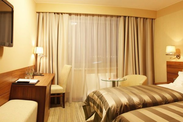 Haston City Hotel - фото 2