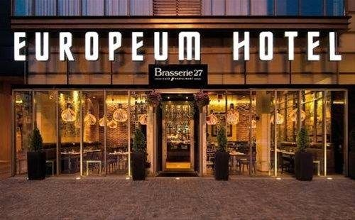 Europeum Hotel - фото 21