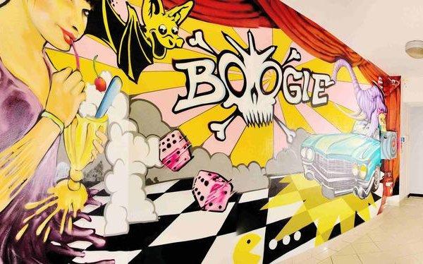 Boogie Hostel - фото 16