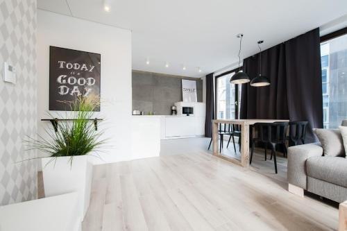 Exclusive Apartments - фото 17