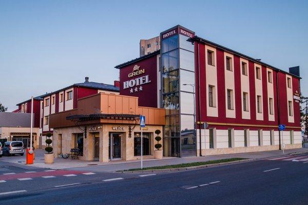 Grein Hotel - фото 21