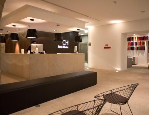 Hotel Carris Porto Ribeira - фото 14